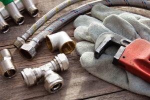 mobil home plumbing