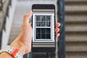 replacing aluminum windows with vinyl retrofit