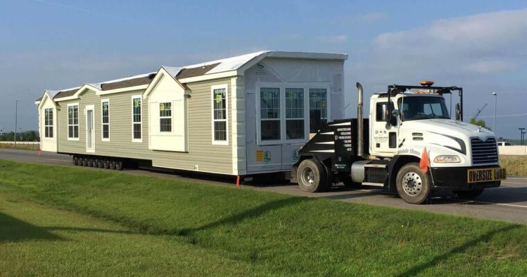 How To Move A Mobile Home For Free?