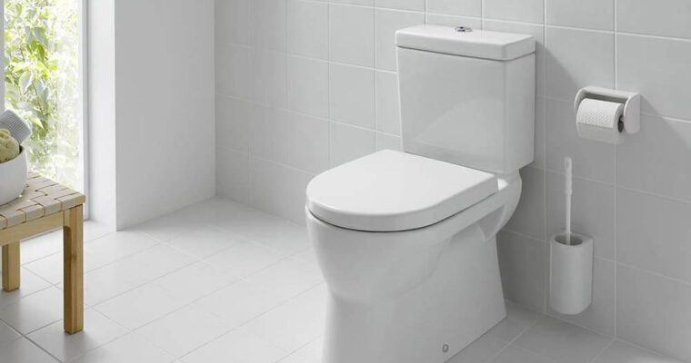 What To Do When Toilet Fills Up With Water Then Slowly Drains?