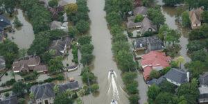 water damaged homes